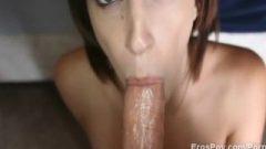 Jada Titillating Blow Job Video
