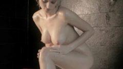 Flawless Feminine Curves And Pretty Tits