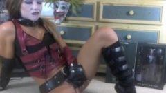 Harley Quinn Orgasm
