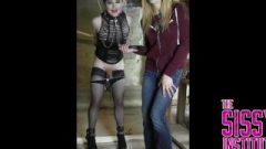 CD Institute Mistress Bailey Trains CDSLUTS – Lily DeMure + Nyxi Leon