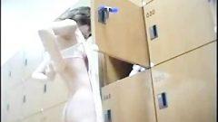 Hidden Locker Room Cam