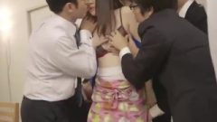 JAV HD – Very Sweet Spicy Girl With Her Colleague – Emiri Suzuhara