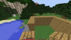 PLAYING MINECRAFT WITH MODS – THE 1st NIGHT