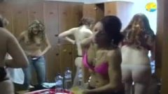 Locker Room naked whores 1