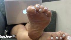 Korean Feet Goddess Preview