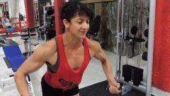 Muscle Cutey Training