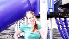 Playground Twat Fucking- Andrea Sky