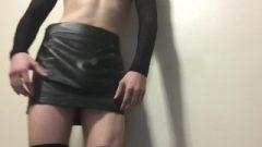 Transsexual Jenny Teasing