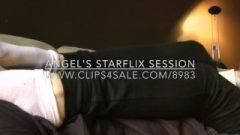 Angel's Starflix Session – Www.clips4sale.com/91094/15516966