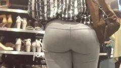 Candid Butt 3310